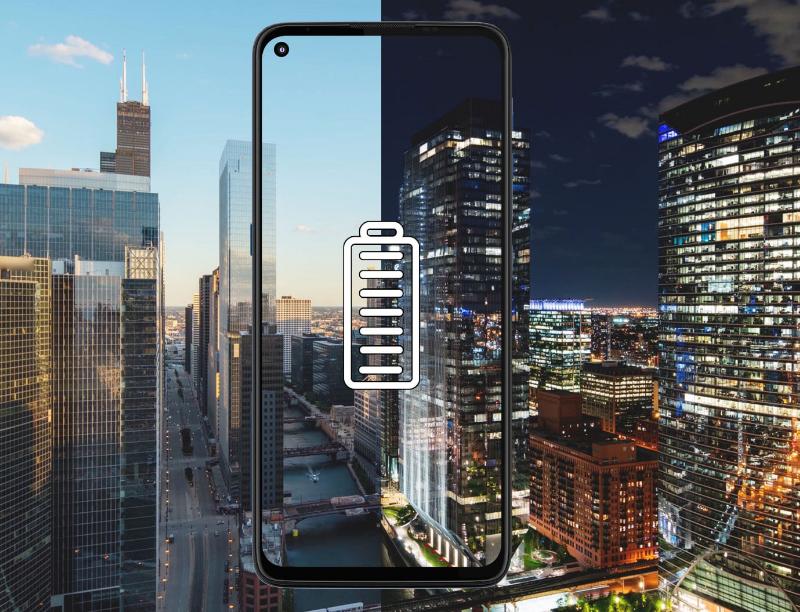 štýlový smartfón Moto G9 Plus