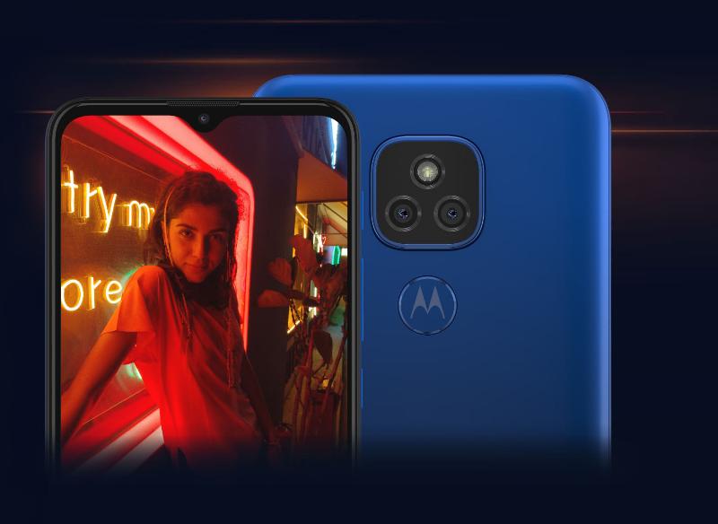 Štýlový Smartfón Moto e7 Plus