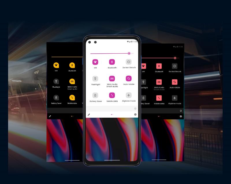 Štýlový Smartfón Moto g 5G Plus