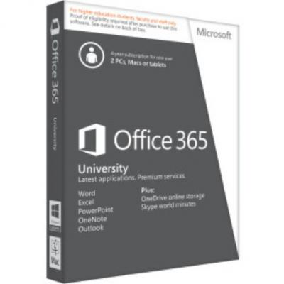 MICROSOFT Office 365 pre Vysokoškolákov SK