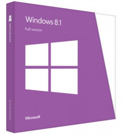 MICROSOFT Windows 8.1 64bit SK DVD