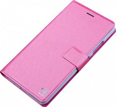 OEM Flip Cover pre S850 ružový