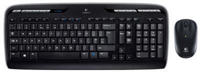 LOGITECH Set klávesnica a myš MK330 CZ