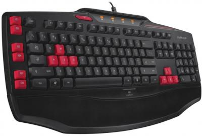 LOGITECH Herná klávesnica G103 US