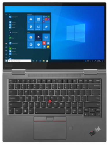LENOVO ThinkPad X1 Yoga Gen5 Iron Grey