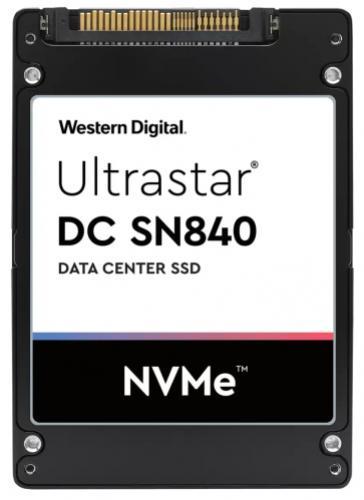 "Western Digital SSD 2,5"" 15,36TB Ultrastar DC SN840 U.2 PCIe NVMe TCG"