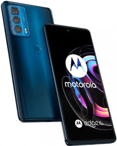 MOTOROLA Edge 20 Pro Midnight Blue
