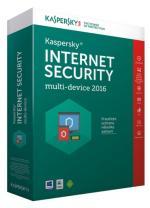 Kaspersky Internet Security 3+1 PC/1rok