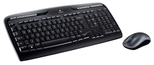 Set klávesnica a myš MK330 US