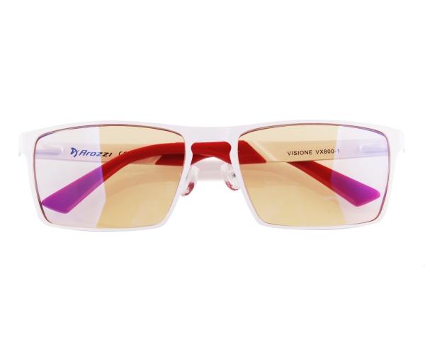 Visione VX-800 bielo-červené