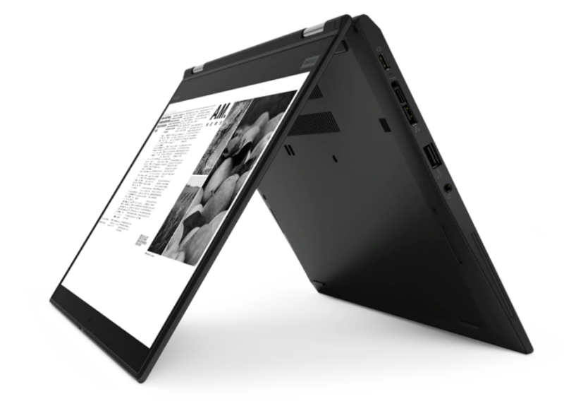 Konvertibilný notebook Lenovo ThinkPad X390 Yoga