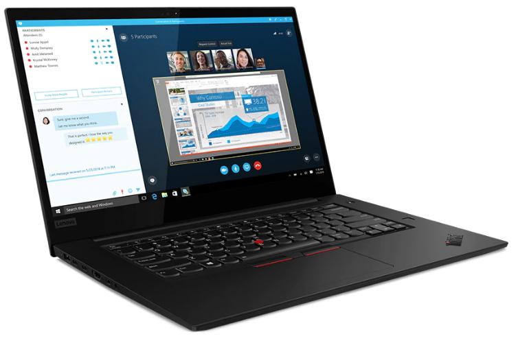 ThinkPad X1 Extreme 2