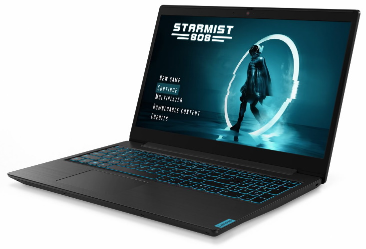 IdeaPad L340-15IRH Gaming Gradient Blue