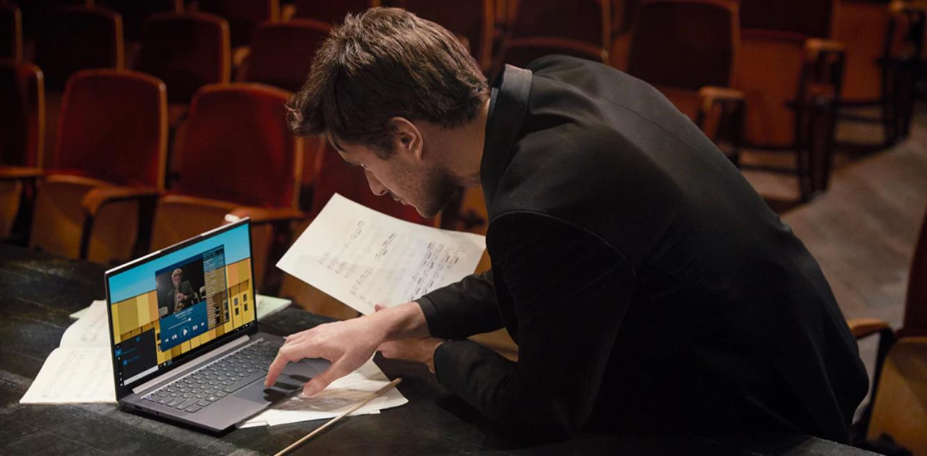 Notebook Lenovo Yoga Slim 7
