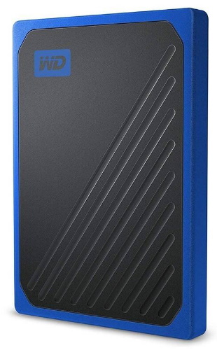 Externý disk My Passport GO 1TB USB 3.0