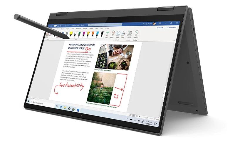 Konvertibilný notebook Lenovo IdeaPad Flex 5 14