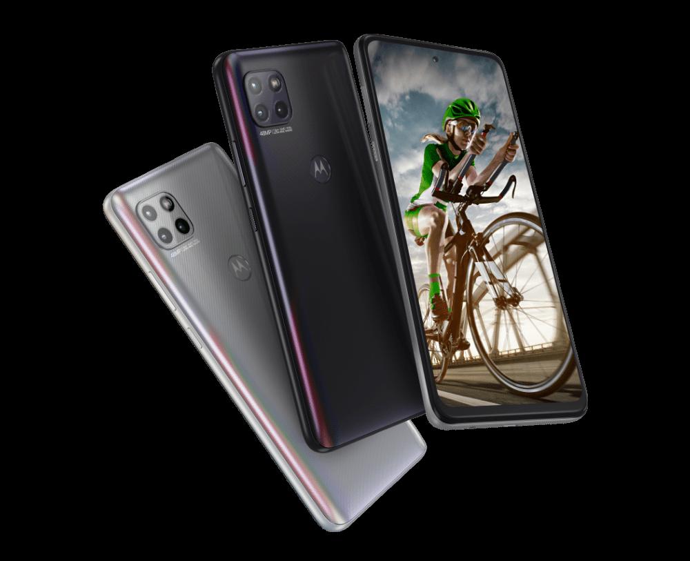 Smartfón Moto g 5G