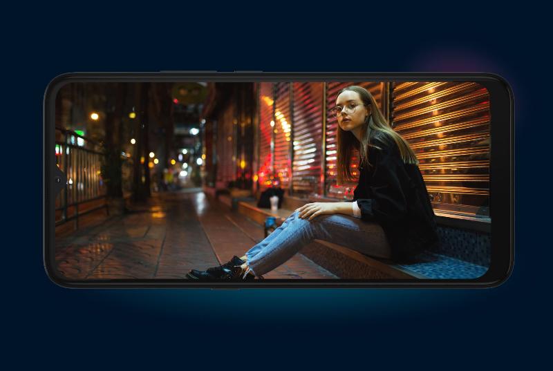 Štýlový Smartfón Moto e7