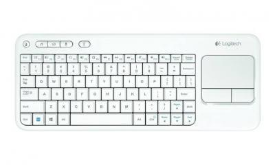 LOGITECH Bezdrôtová klávesnica K400 Touch EN