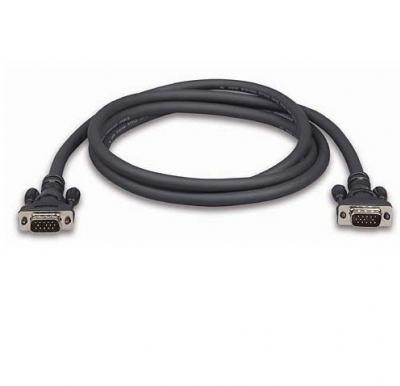 BELKIN SVGA-SVGA spojovací kábel 15M/15M, 5m