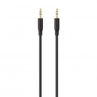 BELKIN 3,5 Jack-3,5 Jack prepojovací audio kábel M/M 2m Gold