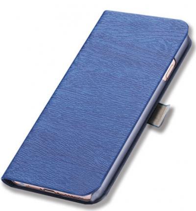 OEM Flip Cover pre S60 modrý