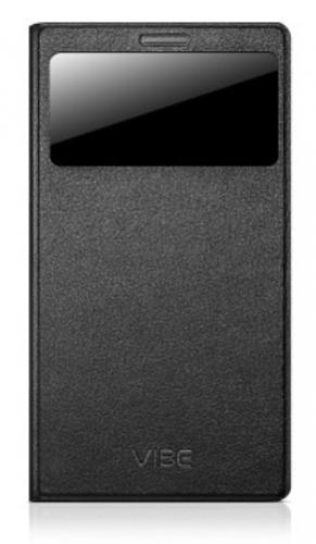 LENOVO Flip Cover pre VIBE Z2 Pro čierny + Fólia