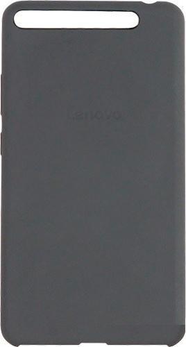 LENOVO Back cover pre Phab plus sivý + fólia