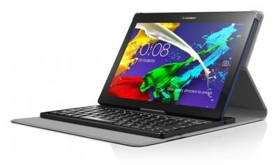 LENOVO Púzdro Tab 2 A10-70 s klávesnicou modré