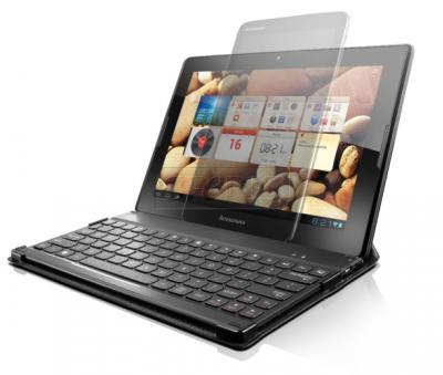LENOVO Púzdro W500 s klávesnicou čierne