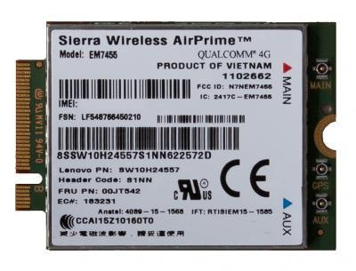 LENOVO ThinkPad EM7455 4G/LTE