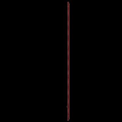LENOVO Moto Mods zadný kryt vínovočervený