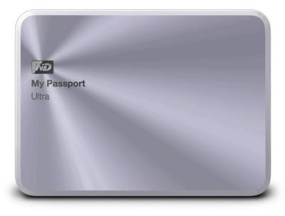 "Western Digital Externý disk 2.5"" My Passport Ultra Metal 4TB USB3.0"