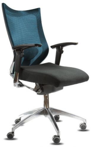 Spinergo Office modrá