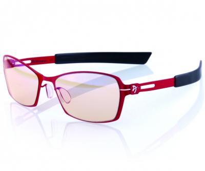 Arozzi Visione VX-500 červeno-čierne
