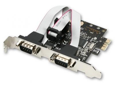Axago PCI-Express adapter