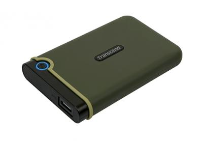 "Externý disk 2.5"" StoreJet 25M3S 2TB USB3.0 Anti-Shock"