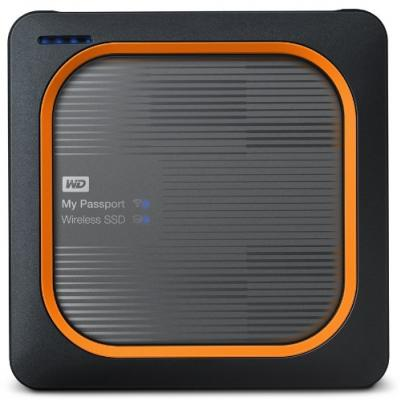 Western Digital Externý disk My Passport Wireless SSD 2 TB