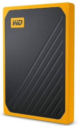 Western Digital Externý disk My Passport GO 1TB USB 3.0