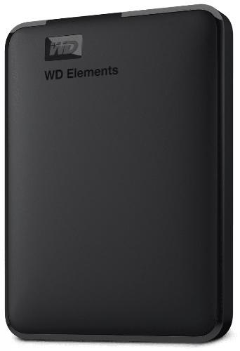 "Western Digital Externý disk 2.5"" Elements Portable 1TB USB 3.0"