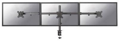 NewStar Flat Screen držiak na 3 PC monitory 10-27