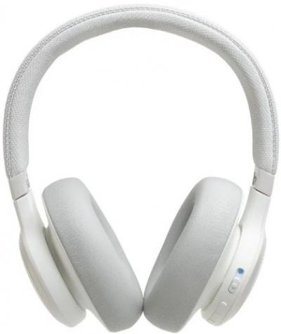 JBL Live 650 BTNC Headphone White