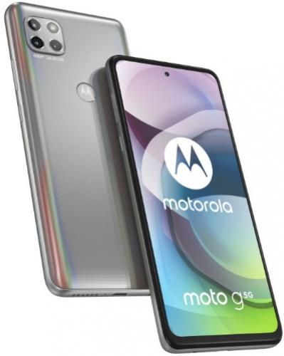 LENOVO Moto G 5G Frosted Silver