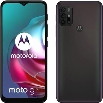 LENOVO Moto G30 Phantom Black
