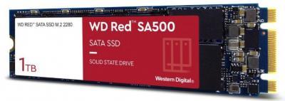 Western Digital SSD M.2 1TB Red 3D NAND