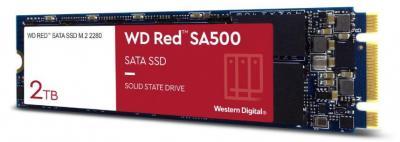 Western Digital SSD M.2 2TB Red 3D NAND