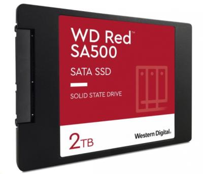 Western Digital SSD 2.5 2TB Red 3D NAND