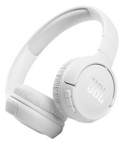 JBL Tune 510BT slúchadlá biele