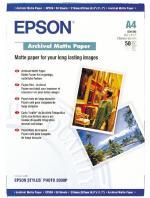 EPSON Archival Matte Photo Paper A4/50ks